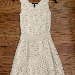 NWOT Jessica Simpson Ivory/cream Dress Sz XS